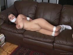 Woman erotic massage - hidden camera